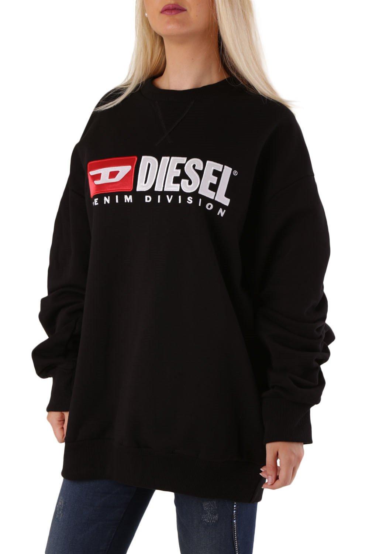 Diesel Men's Sweatshirt Various Colours 294156 - black-2 XL