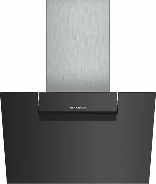 Siemens Lc67kem60 Iq100 Vägghängd Köksfläkt - Svart