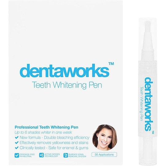 Teeth Whitening Pen, Dentaworks Hampaiden valkaisu