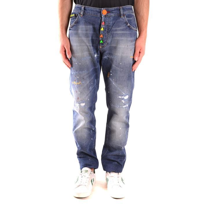 Philipp Plein Men's Jeans Blue 169672 - blue 36