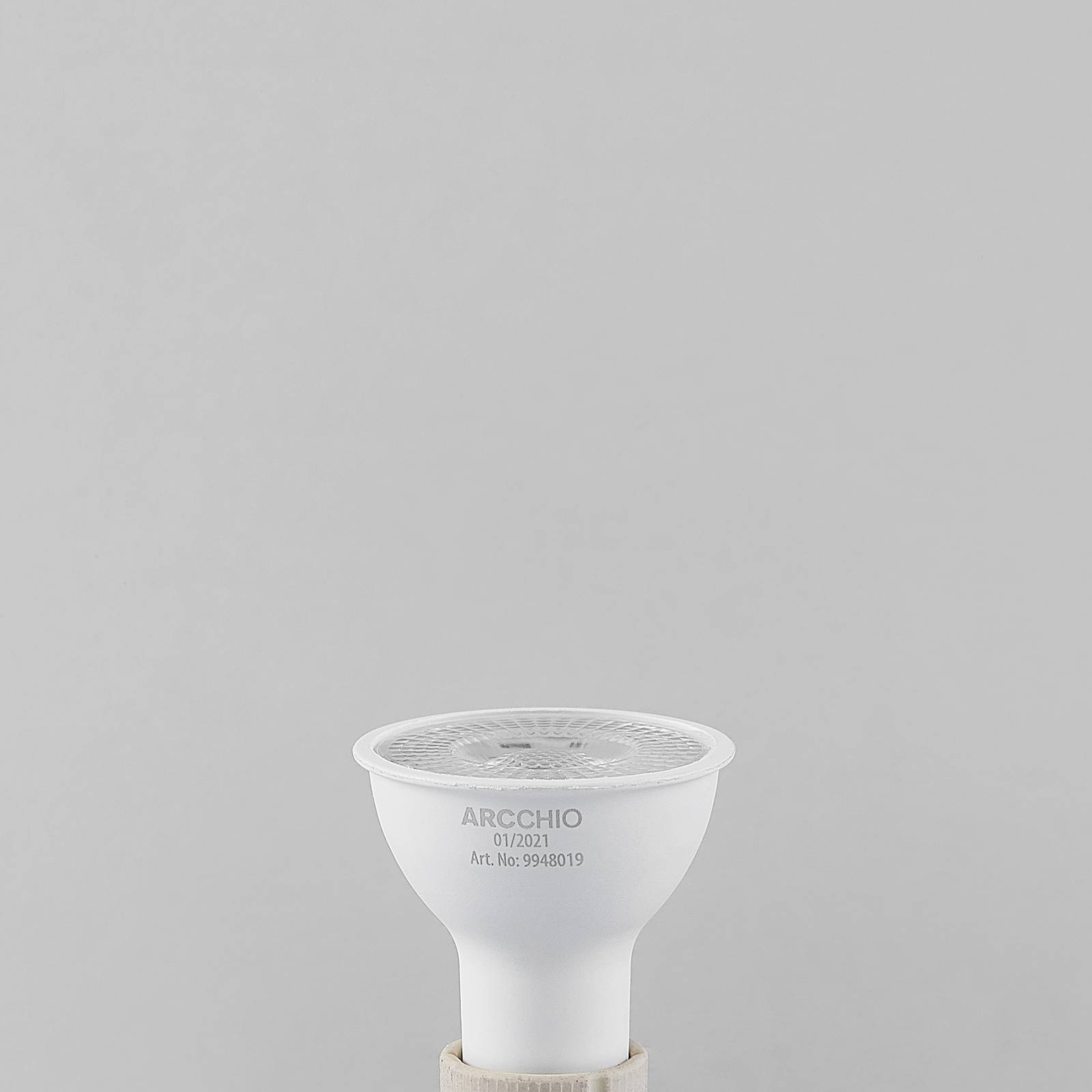 LED-heijastinlamppu GU10 5 W 3 000 K 38°