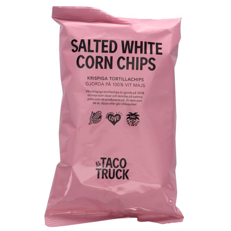 Salted White Corn Chips - 66% rabatt
