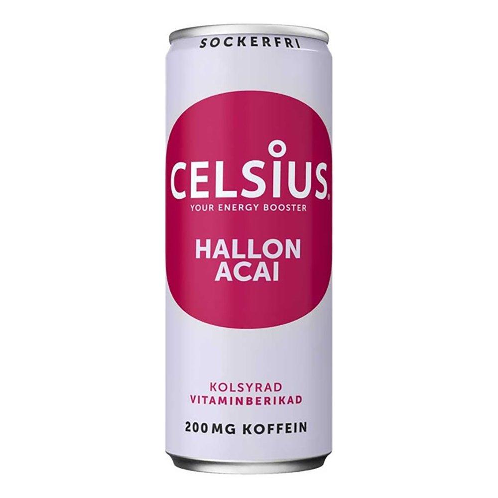 Celsius Hallon/Acai - 1-pack