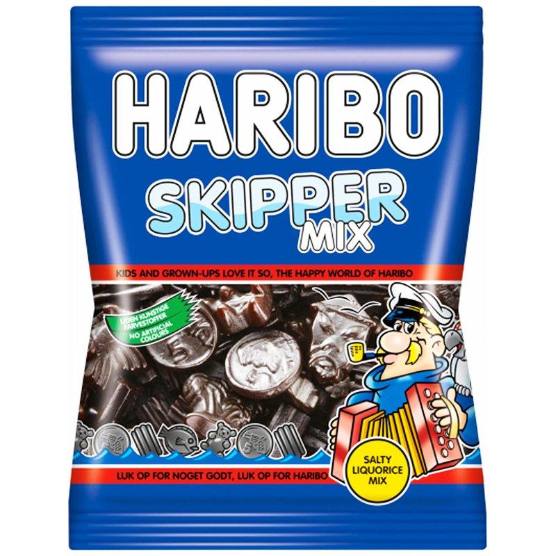 """Godis """"Skipper Mix"""" 80g - 44% rabatt"""