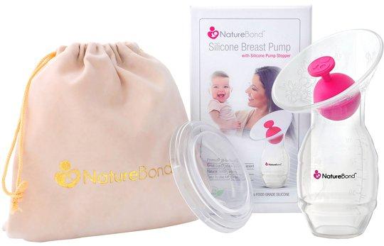 NatureBond Brystpumpe Silikon 100 ml