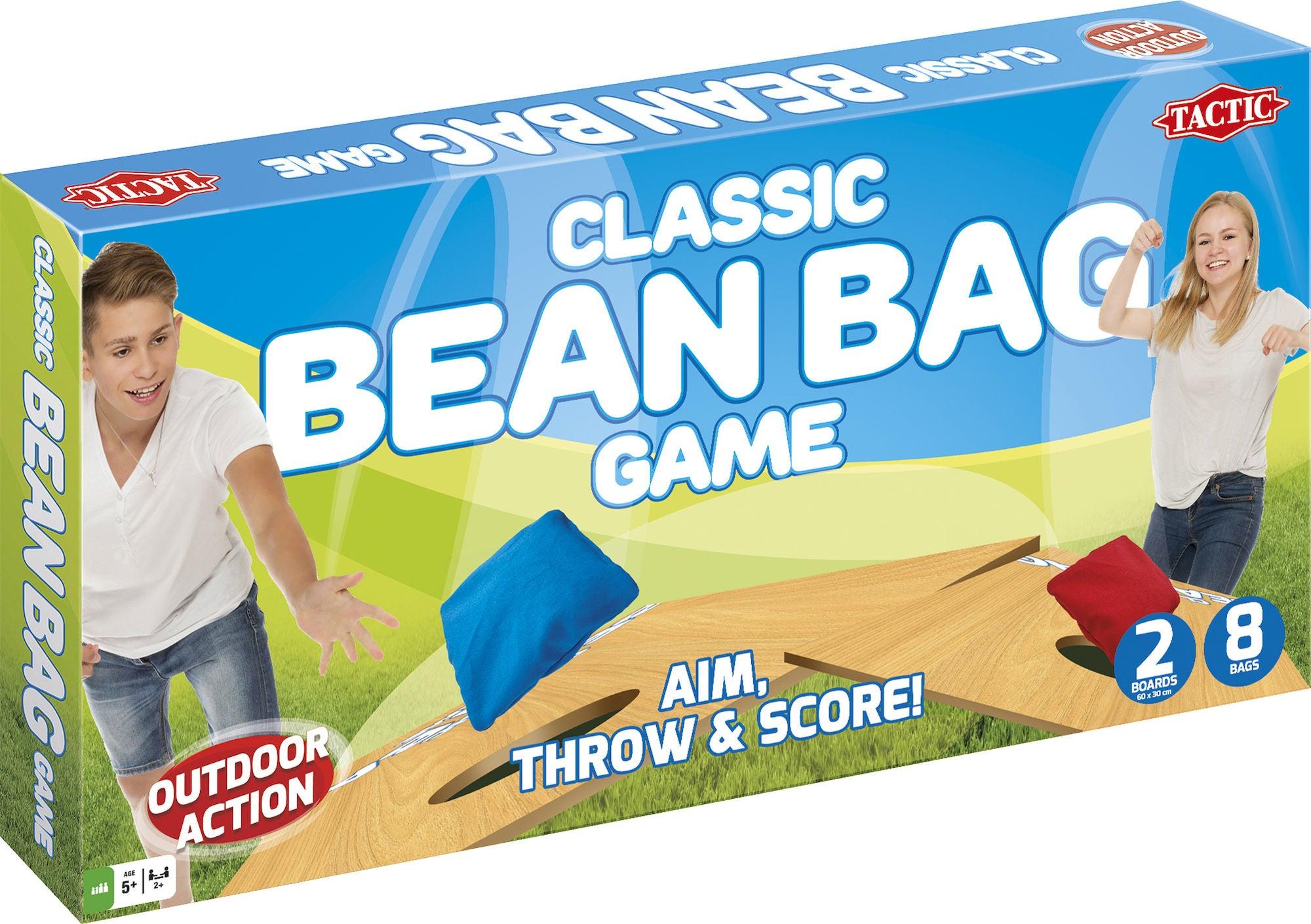 Tactic Classic Bean Bag Spel