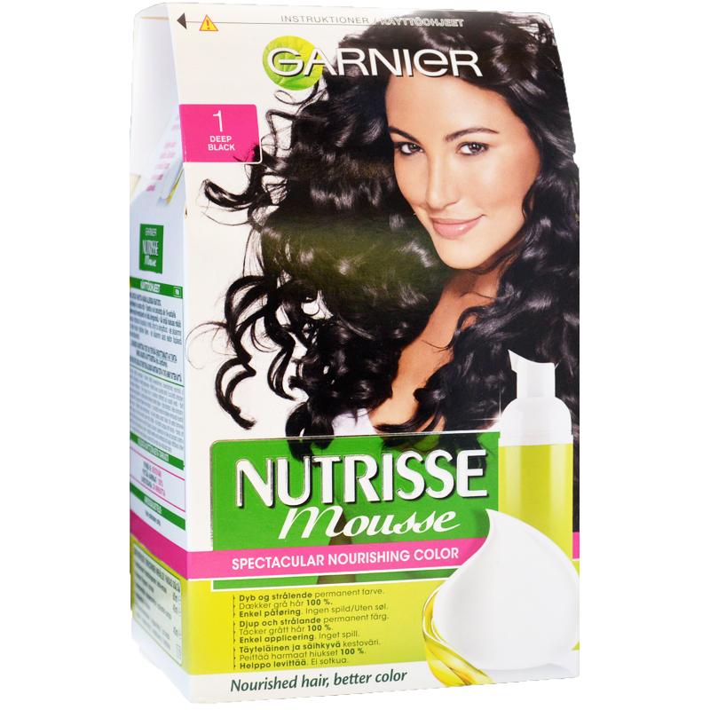 Garnier Nutrisse Mousse 1 - 66% rabatt