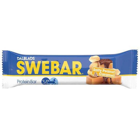 Proteinbars Salty Peanut & Caramel - 15% rabatt