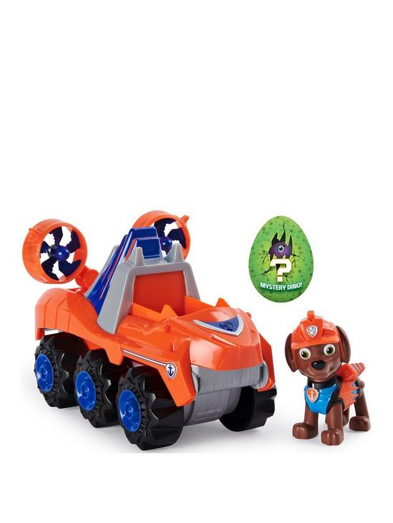 Paw Patrol - Dino Deluxe Themed Vehicles - Zuma