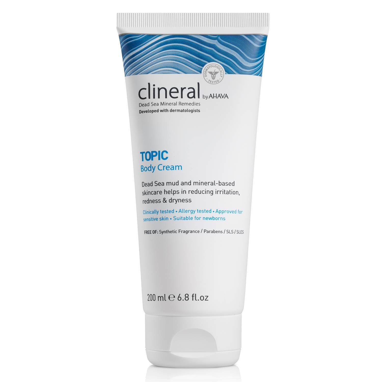 AHAVA - Clineral Topic Body Cream 200 ml