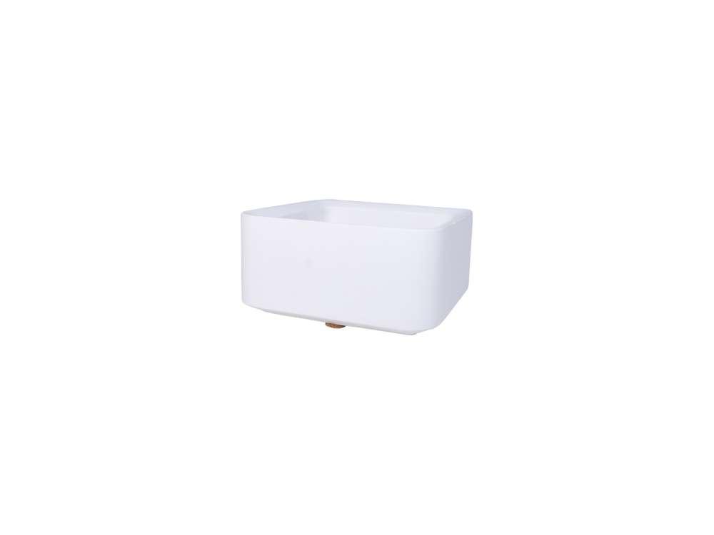 LIKEconcrete - Karin Box Small - White (93836)