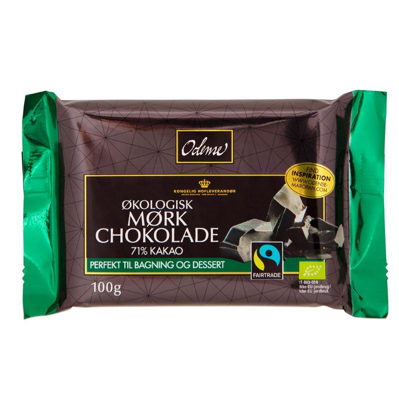 Eko Bakchoklad Mörk - 34% rabatt