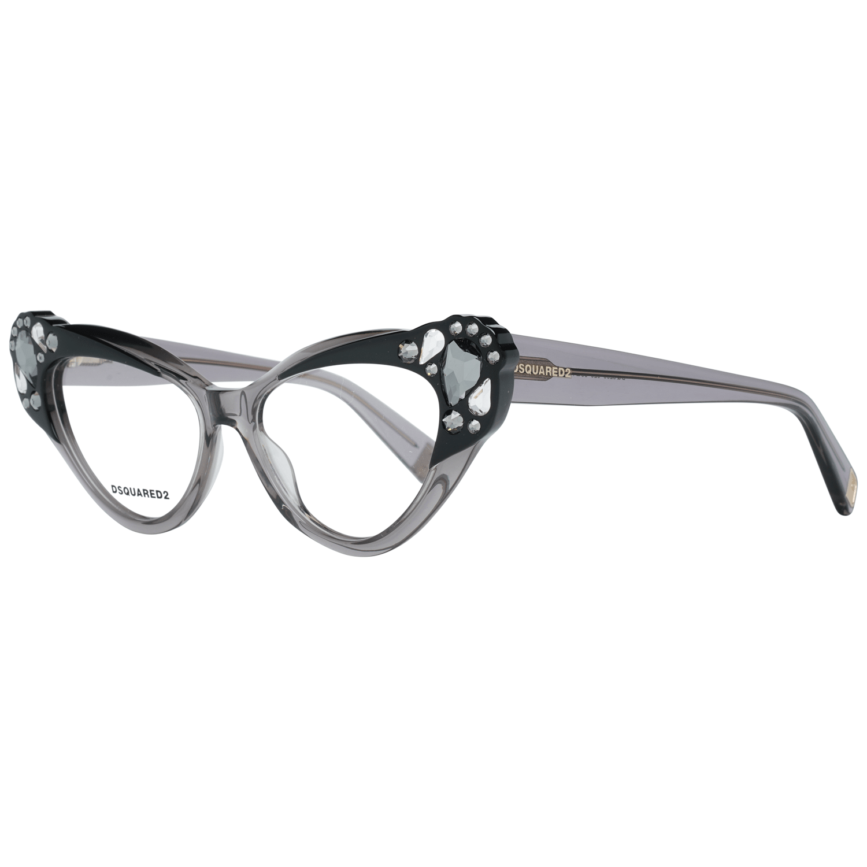 Dsquared² Women's Optical Frames Eyewear Grey DQ5290 53020