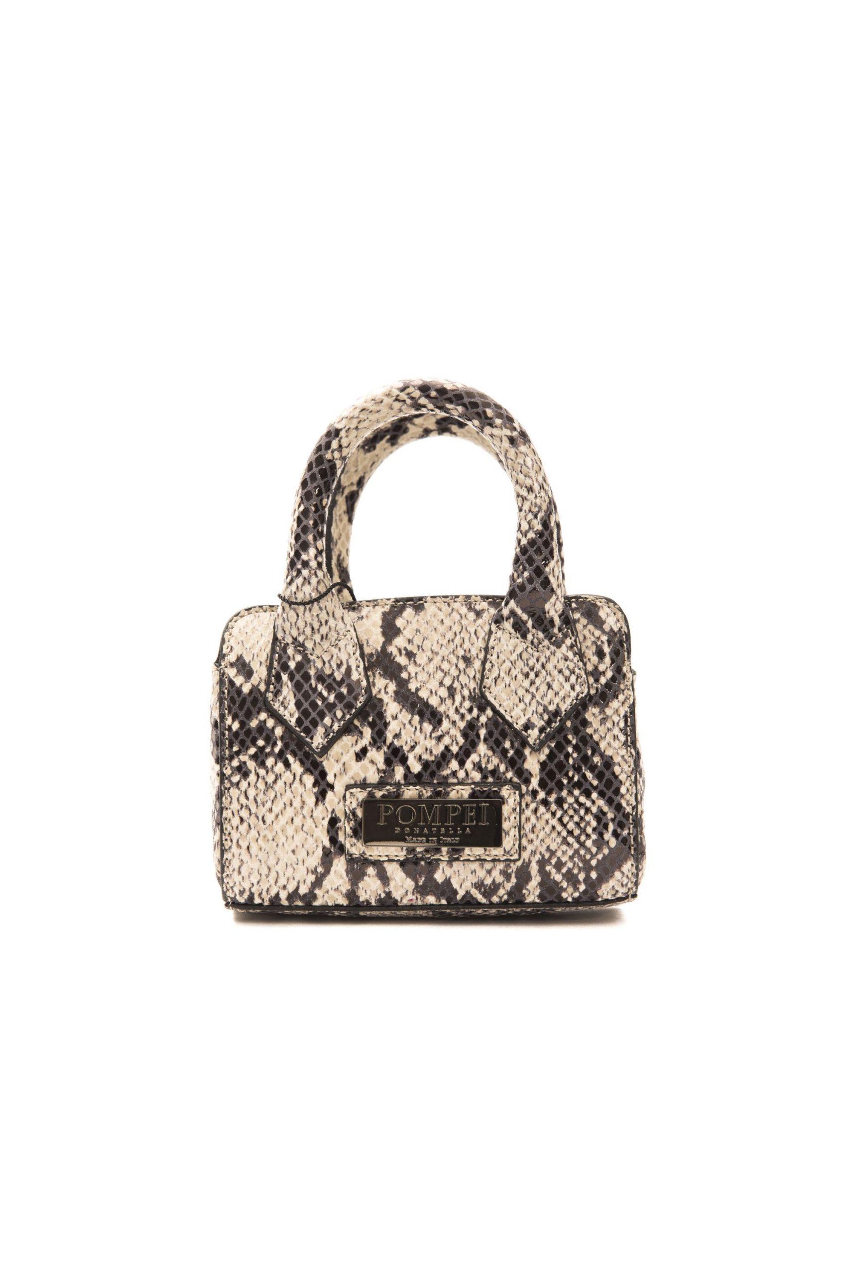 Pompei Donatella Women's Handbag Grey PO667794