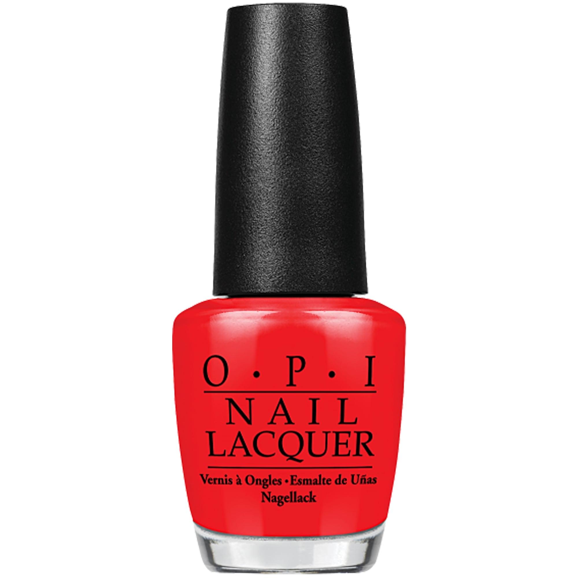 OPI - Nail Polish 15 ml - Big Apple Red