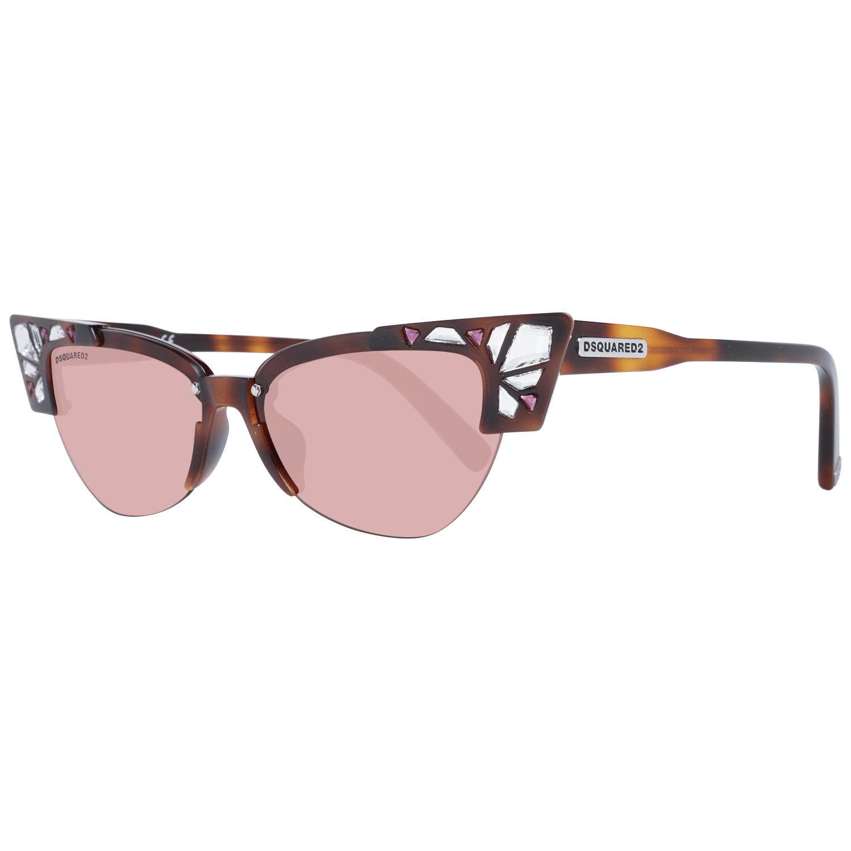Dsquared² Women's Sunglasses Brown DQ0341 5652S