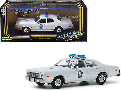 Greenlight Collectibles - 8/21 1/43 Smokey And The Bandit (1977) - 1975 Plymouth F Police