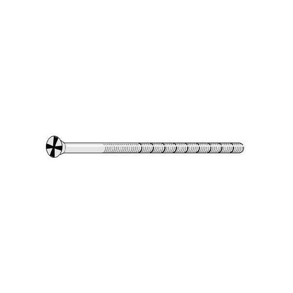 ASSA 468781100011 Enveisskrue blankkrom 95 mm