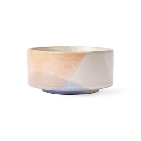 Gallery Ceramics Skål Blue/Peach