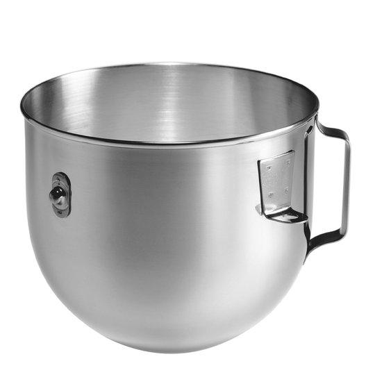 KitchenAid - Skål med handtag 4,8 L Rostfri