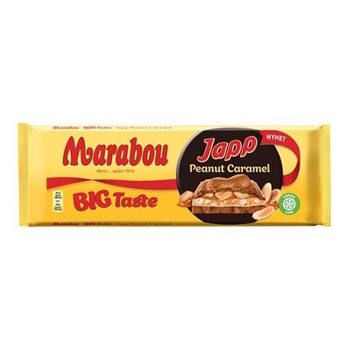 Marabou Japp Peanut Caramel