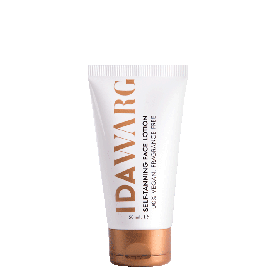 Self-Tanning Face Lotion, 50 ml