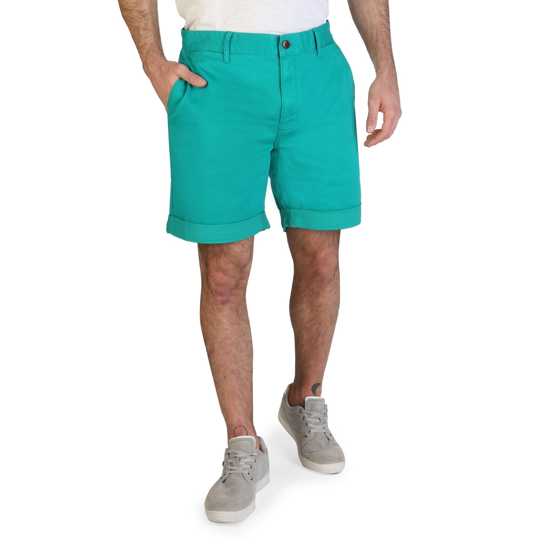 Tommy Hilfiger Men's Short Various Colours XJ0XJ00585 - green 30