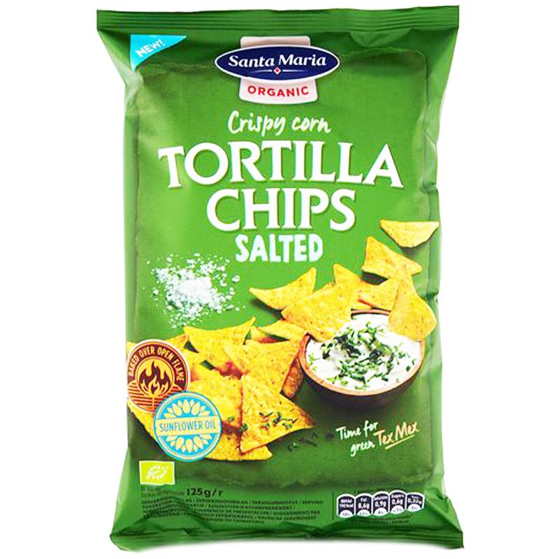 Lättsaltade Tortilla Chips - 65% rabatt