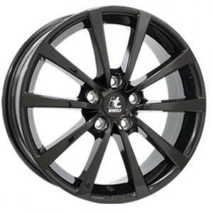 IT Wheels Alice Gloss Black 6.5x16 5/108 ET50 B63.4