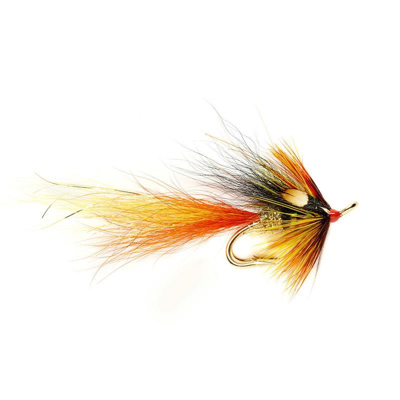 Park Shrimp Variant - Double #8 Kjøp 12 fluer få gratis flueboks