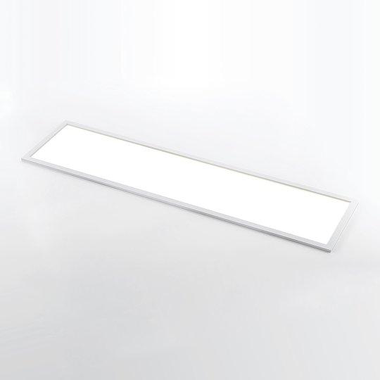 Arcchio Nesley -paneeli 120 cm, 4 000 K, valkoinen