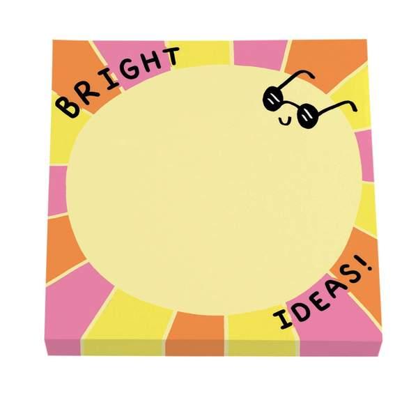 Bright Ideas Sticky Notes
