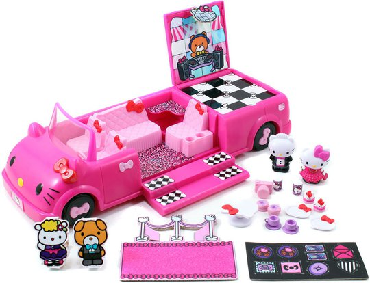 Hello Kitty Fest Limousine