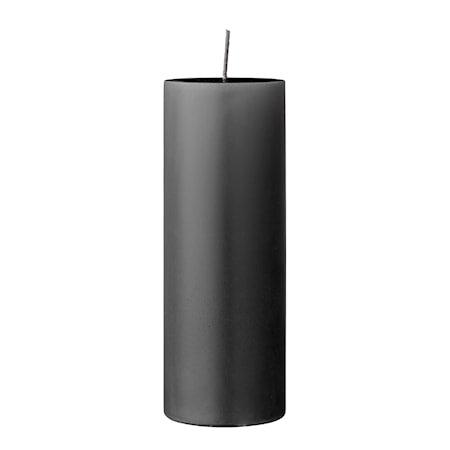 Stearinlys Grå Parafin 7x20cm