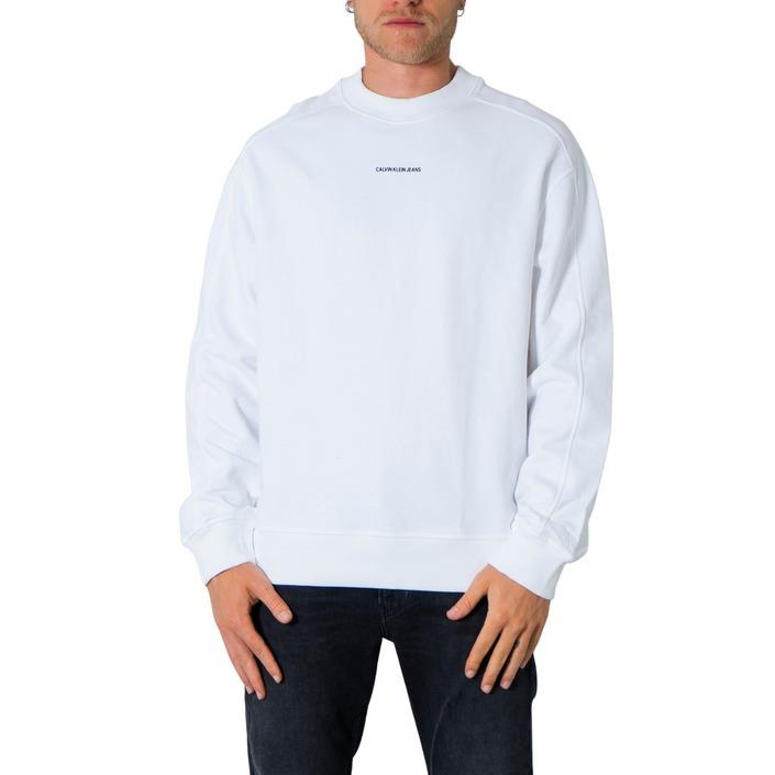 Calvin Klein Jeans Men's Sweatshirt White 319241 - white XS