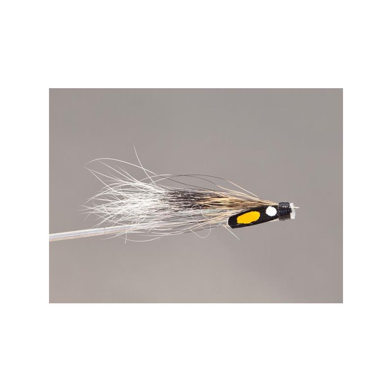 Riffling Hitch V-Fly - Silver Tippet Kjøp 12 fluer få gratis flueboks