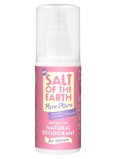 Salt of the Earth Lavender and Vanilla Natural Deodorant