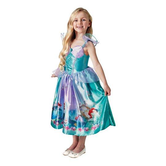 Prinsessan Ariel Barn Klänning - Small