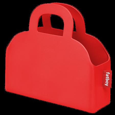 Fatboy® Sjopper-kees Shoppingbag Rød