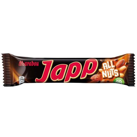 Japp All Nuts - 20% rabatt