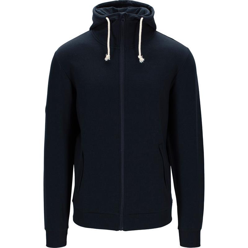 Tufte Hoodie Jacket XL Hettejakke, Sky Captain