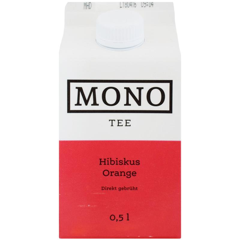 """Eko Te """"Hibiscus & Orange"""" 500ml - 50% rabatt"""