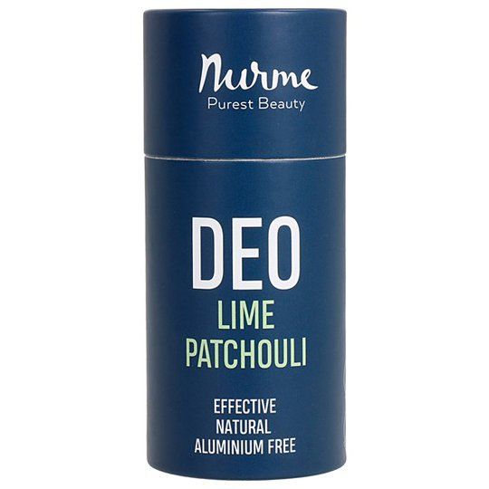 Nurme Natural Deodorant Lime & Patchouli, 80 g