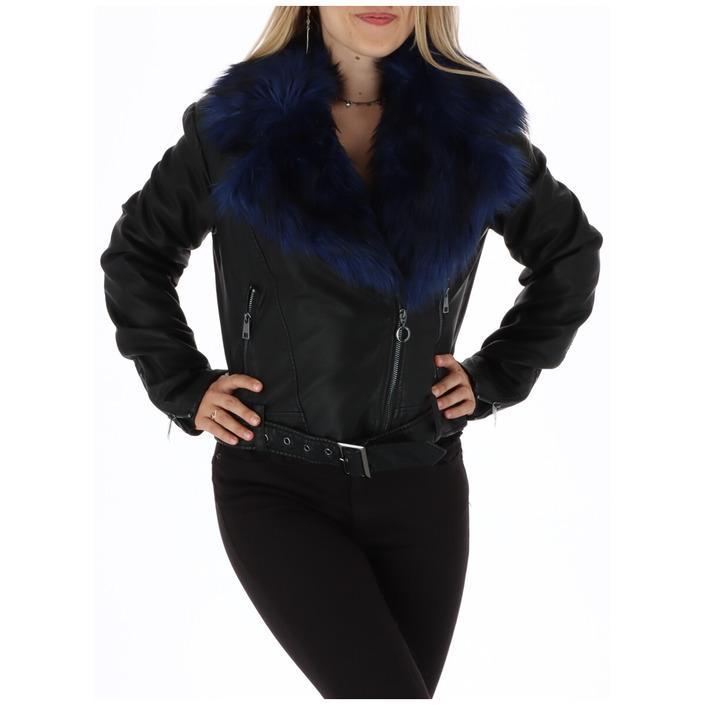 Liu Jo Women's Blazer Black 302421 - black 44