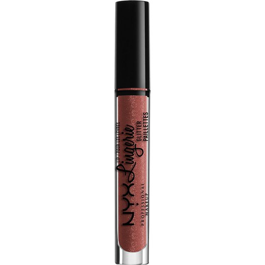 Lip Lingerie Glitter, 1 g NYX Professional Makeup Huulikiilto