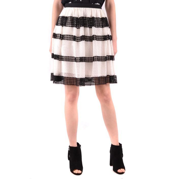 Michael Kors Women's Skirt White 166526 - white 38