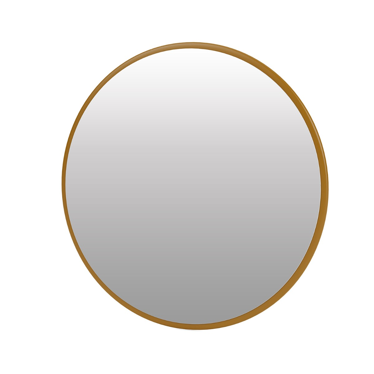 Montana Mini Spegel Rund 35 cm Amber