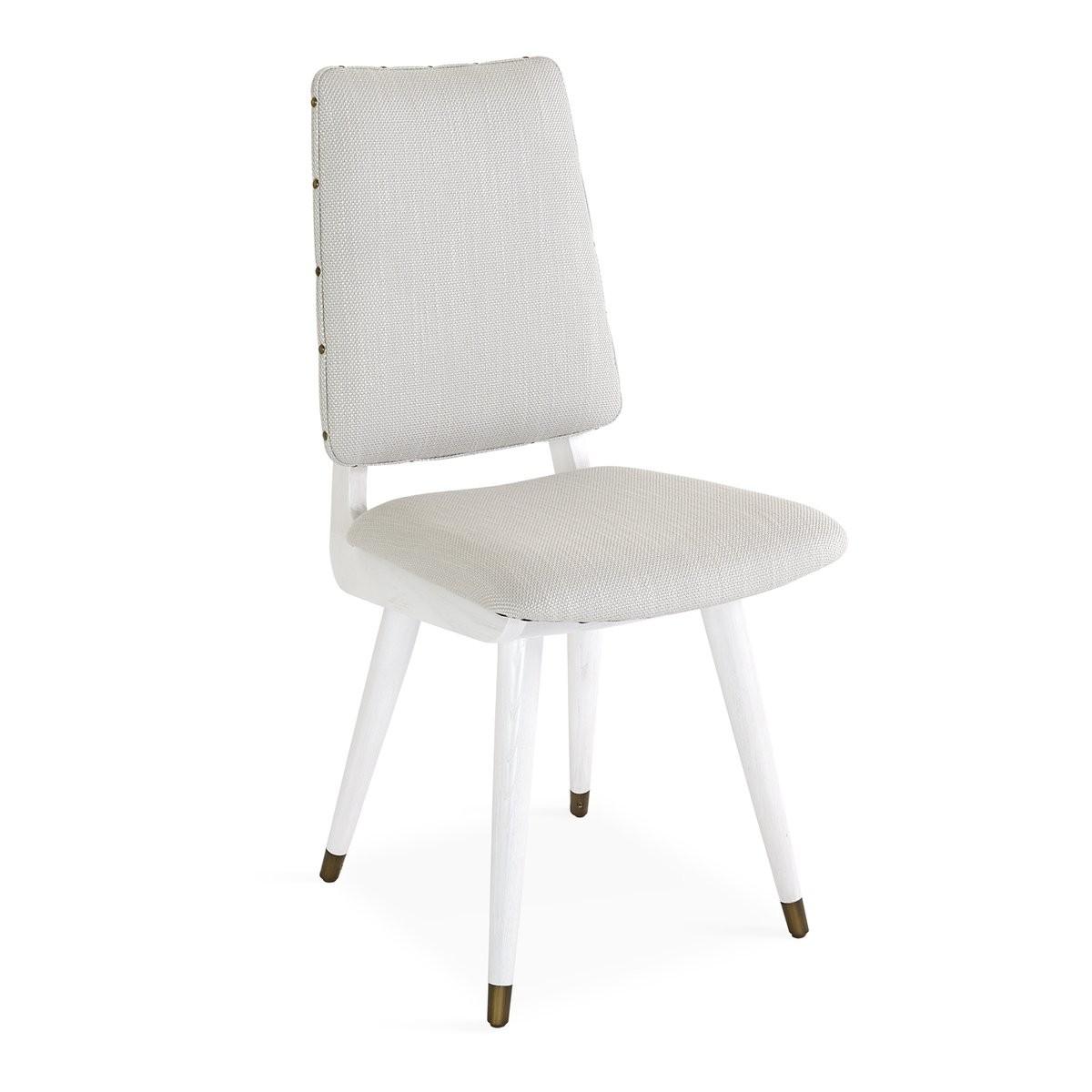Jonathan Adler I Camille Dining Chair I Lucerne Grey