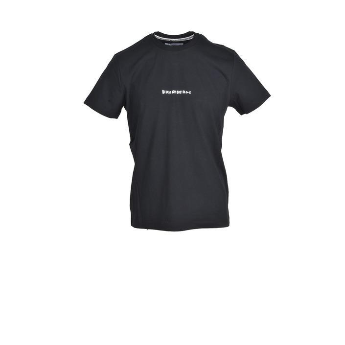 Bikkembergs Men's T-Shirt Black 322357 - black M