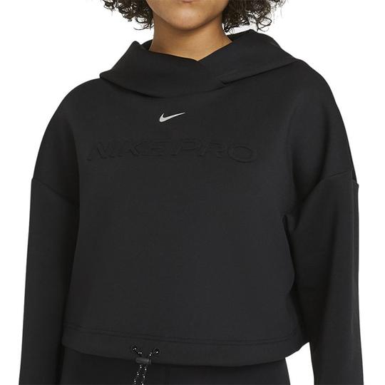 Nike Pro Hoodie, Black